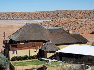 Kalahari Goerapan Lodge